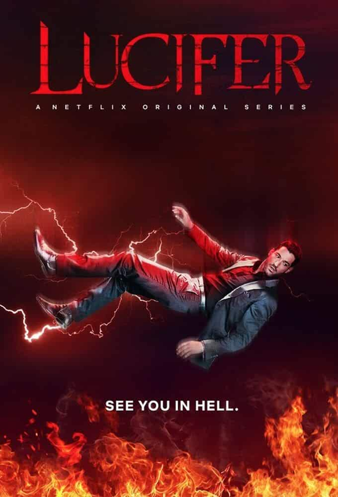 Lucifer (2016) Season 2 Hindi Dubbed (Netflix)