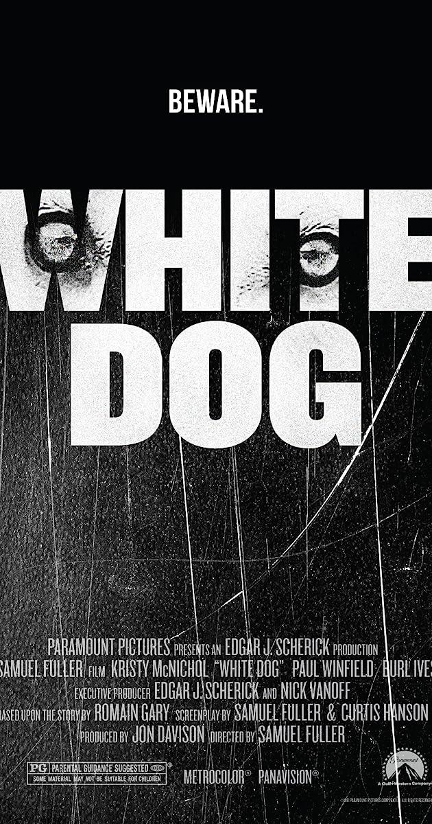 Subtitle of White Dog