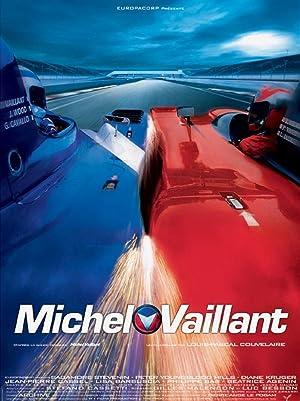Michel Vaillant poster
