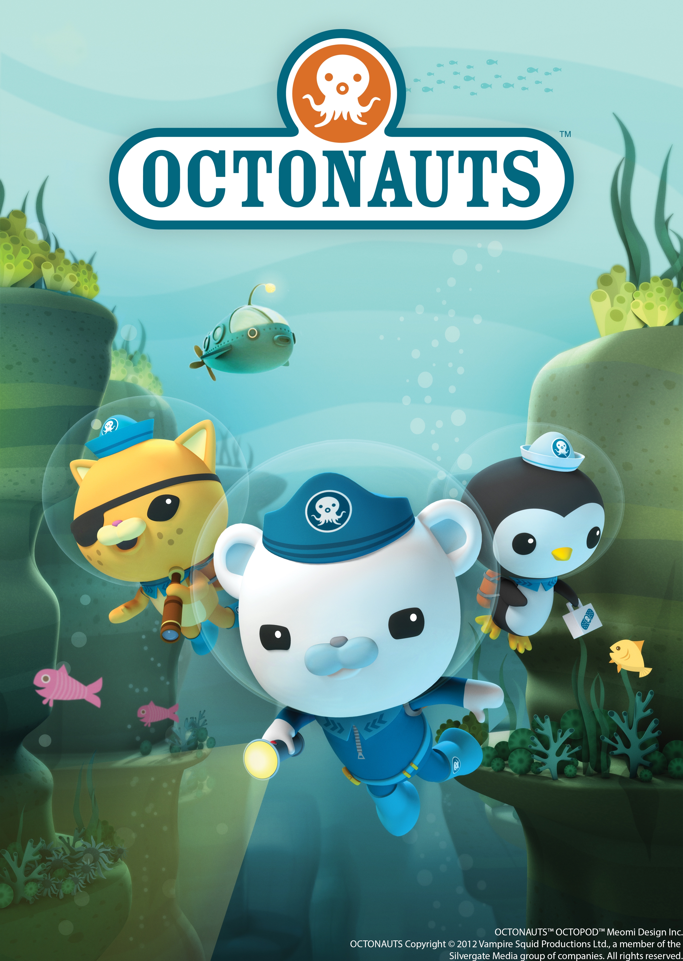 The Octonauts (TV Series 2010– ) - IMDb