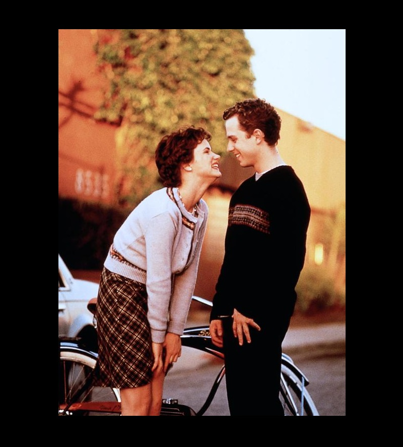 Juliette Lewis and Giovanni Ribisi in The Other Sister (1999)