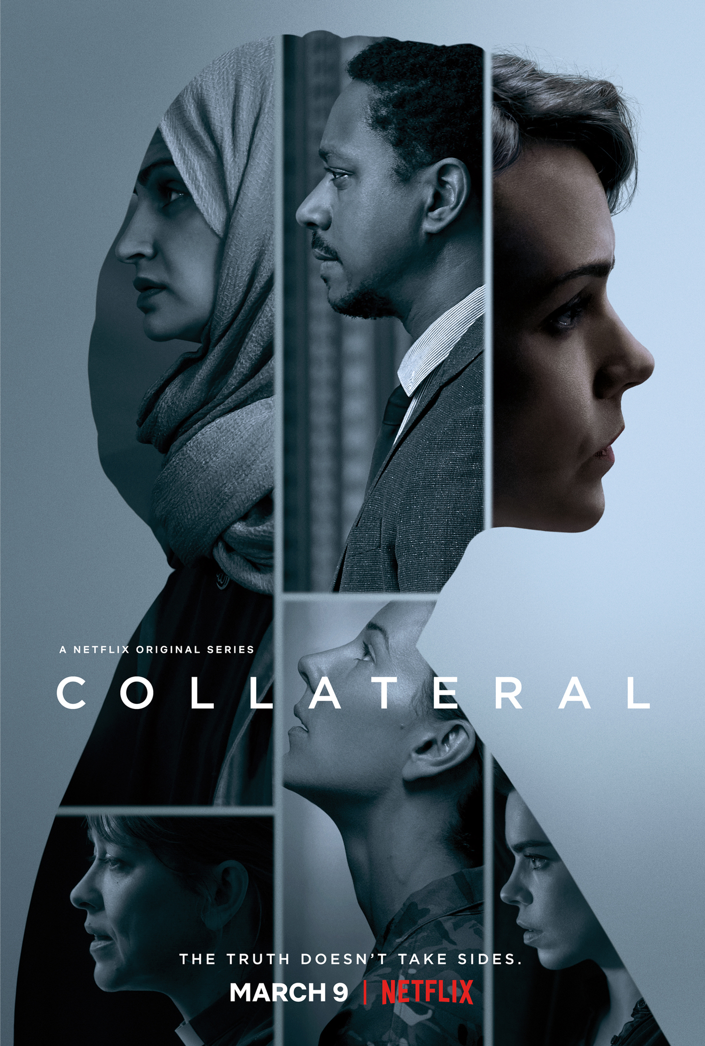 Collateral (TV Mini-Series 2018) - IMDb