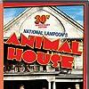 John Belushi, Tom Hulce, Tim Matheson, Stephen Furst, Bruce McGill, Peter Riegert, and James Widdoes in Animal House (1978)