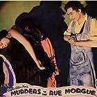 Bela Lugosi, Sidney Fox, Arlene Francis, and Charles Gemora in Murders in the Rue Morgue (1932)