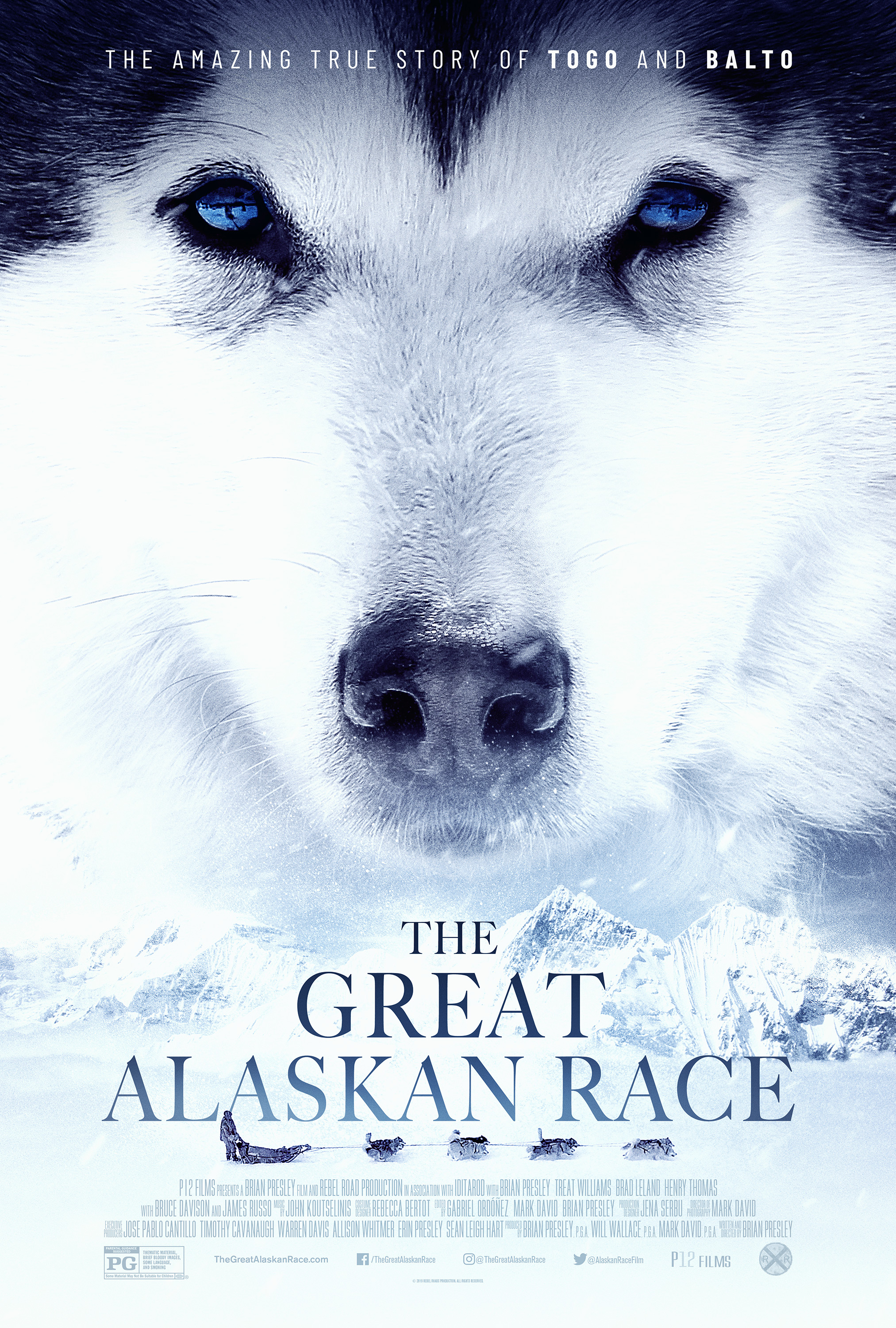 The Great Alaskan Race (2019) - IMDb