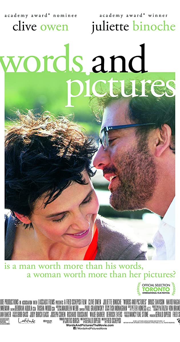 Words And Pictures 2013 Imdb