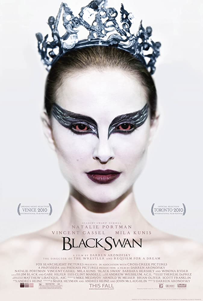 Cisne Negro (2010) DVD-R Oficial Uptobox Download