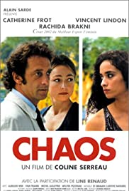 Chaos (2001) Poster - Movie Forum, Cast, Reviews