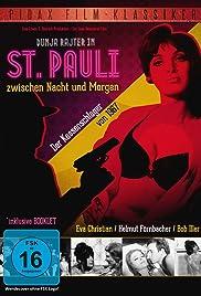St. Pauli zwischen Nacht und Morgen Poster