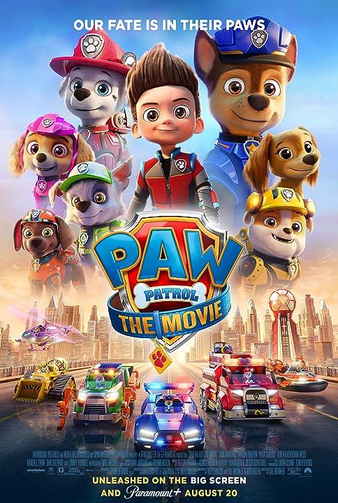ლეკვების პატრული: ფილმი / Lekvebis Patruli: Filmi / PAW Patrol: The Movie