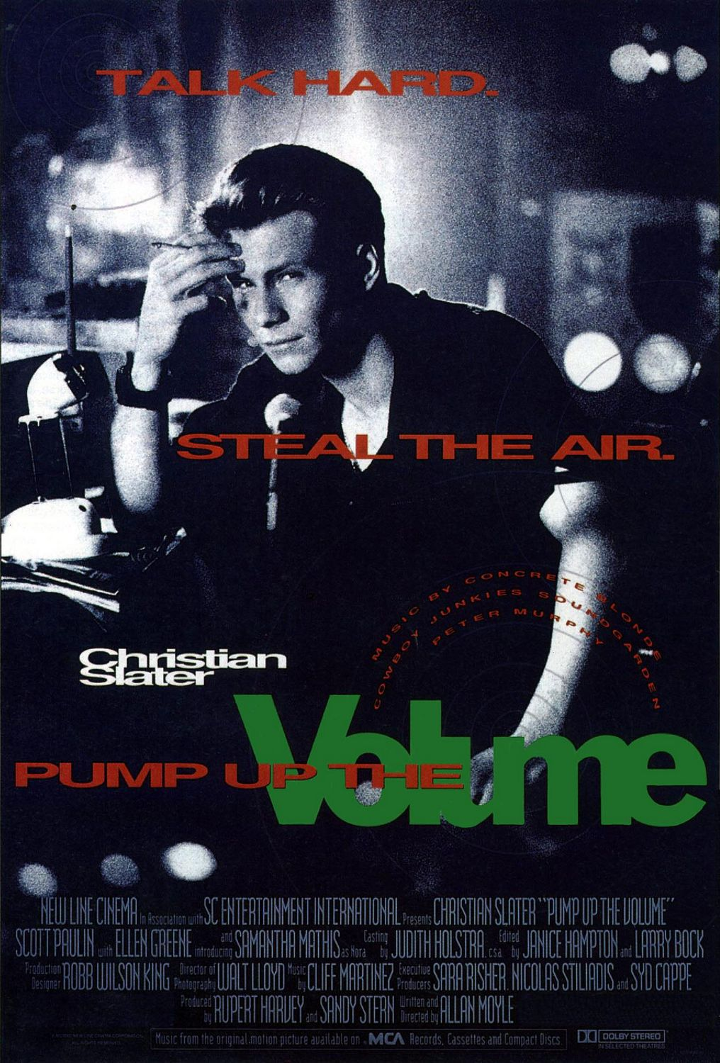 Pump Up the Volume (1990) - IMDb