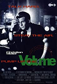 Pump Up the Volume (1990) Poster - Movie Forum, Cast, Reviews