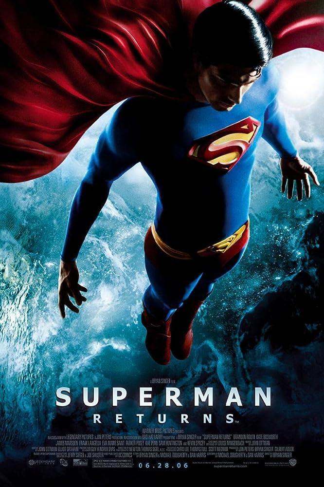 Poster Superman Returns (2006)