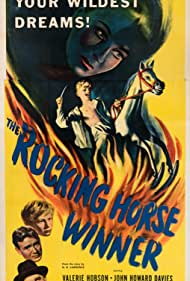 The Rocking Horse Winner (1949) Poster - Movie Forum, Cast, Reviews