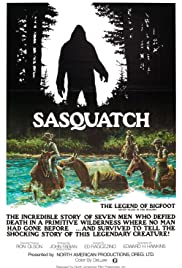 Sasquatch: The Legend of Bigfoot (1976) Poster - Movie Forum, Cast, Reviews