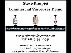 Steve Rimpici - Voiceover - Commercial Demo Reel