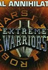 Primary photo for Robot Wars: Extreme Warriors