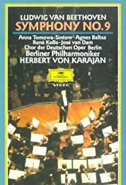 IX. Symphonie von Ludwig van Beethoven Poster