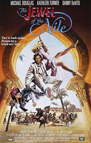 Where to stream The Jewel of the Nile