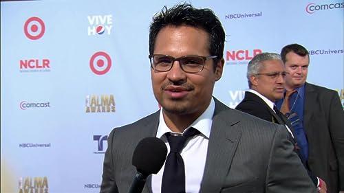 2012 Nclr Alma Awards: Michael Pena, End Of Watch