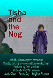Tisha and the Nog Poster