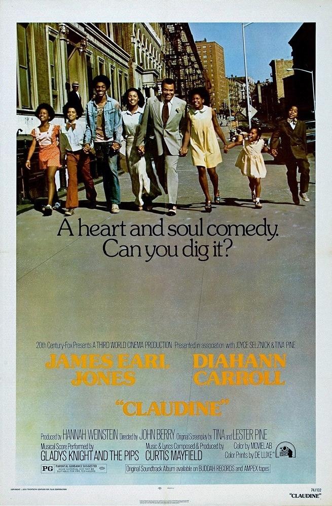 Claudine (1974) - IMDb