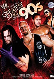 WWE: Greatest Stars of the '90s Poster