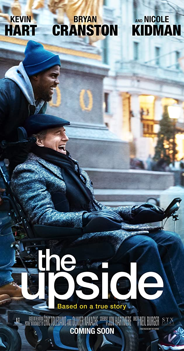 The Upside (2017) [WEBRip] [1080p] [YTS.AM]