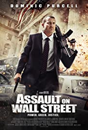 Assault on Wall Street Poster