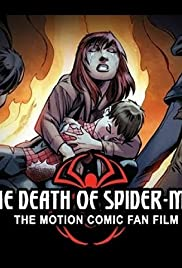 The Death of Spider-Man Poster