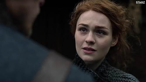 Outlander: Jamie And Brianna Meet