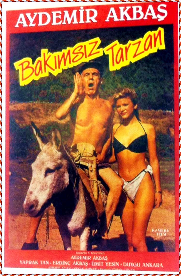 Bahimsiz Tarzan ((1989))
