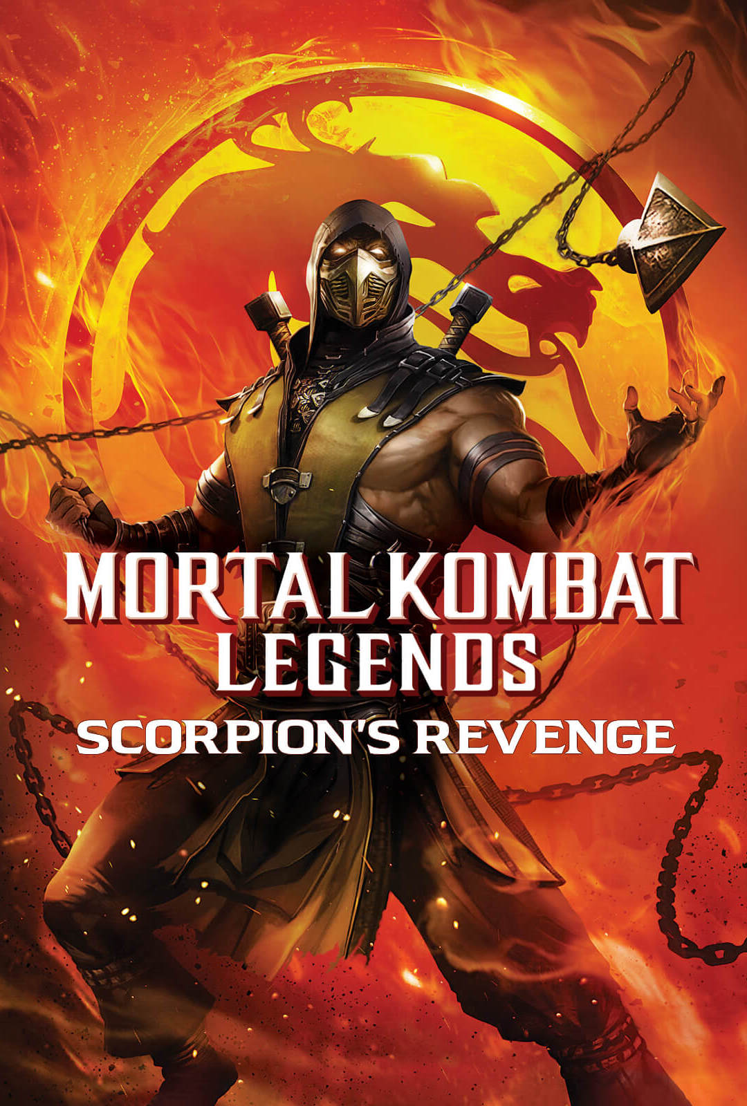 Mortal Kombat Legends: Scorpion's Revenge (2020) - IMDb