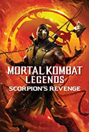 Mortal Kombat Legends: Scorpion's Revenge (2020)  Mortal Kombat Legends: Scorpions Revenge 1080p