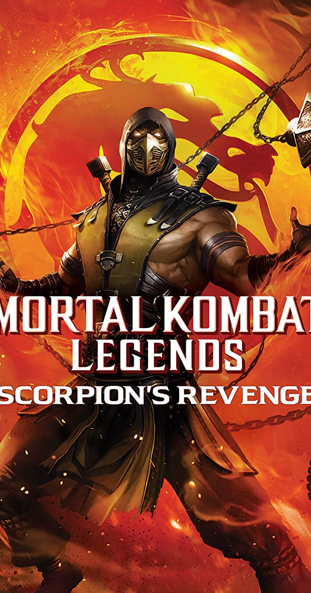 Mortal Kombat Legends: Scorpions Revenge (2020) Subtitles
