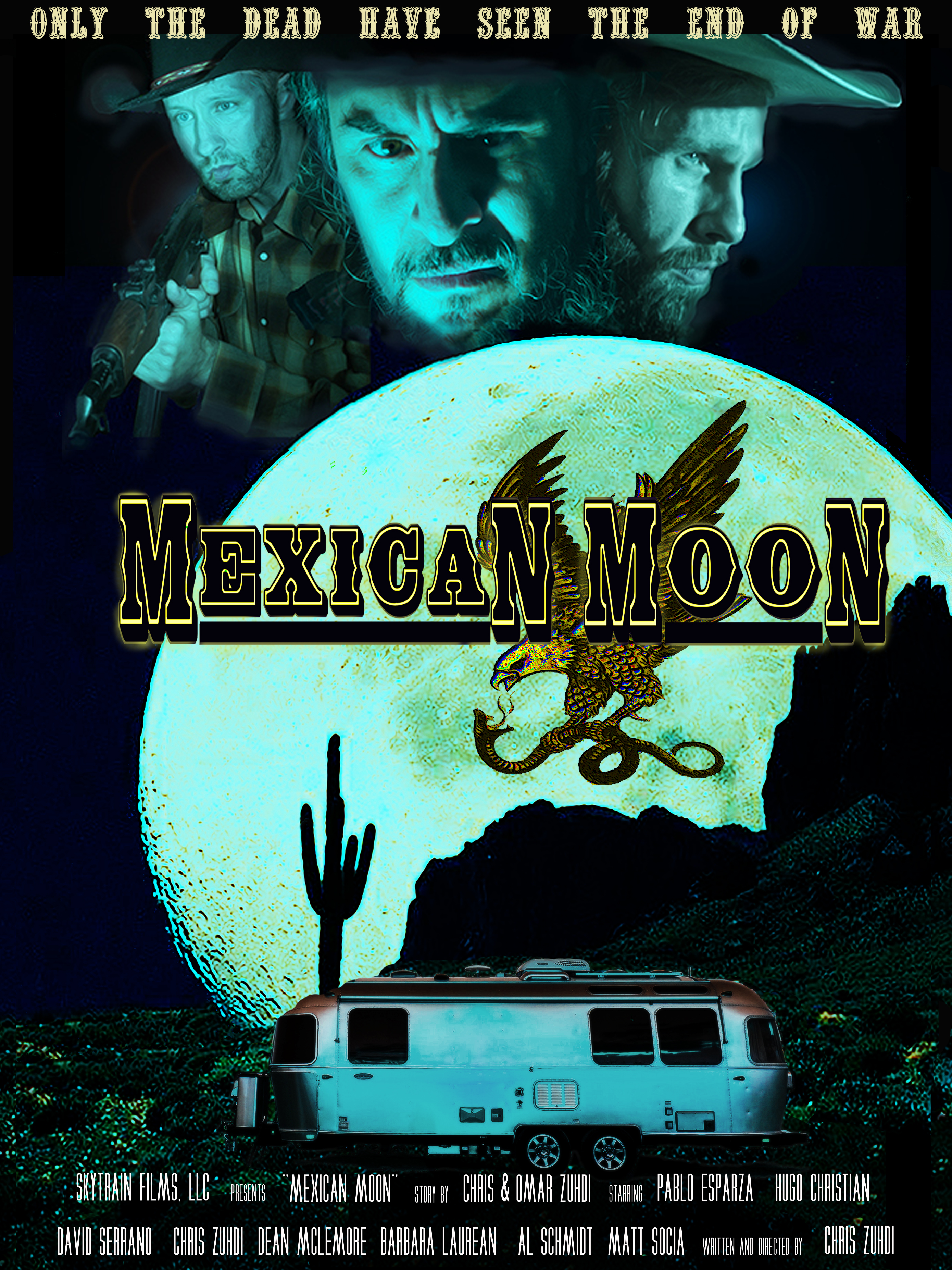 Mexican Moon (2021) Telugu Dubbed (Voice Over) & English [Dual Audio] WebRip 720p [1XBET]