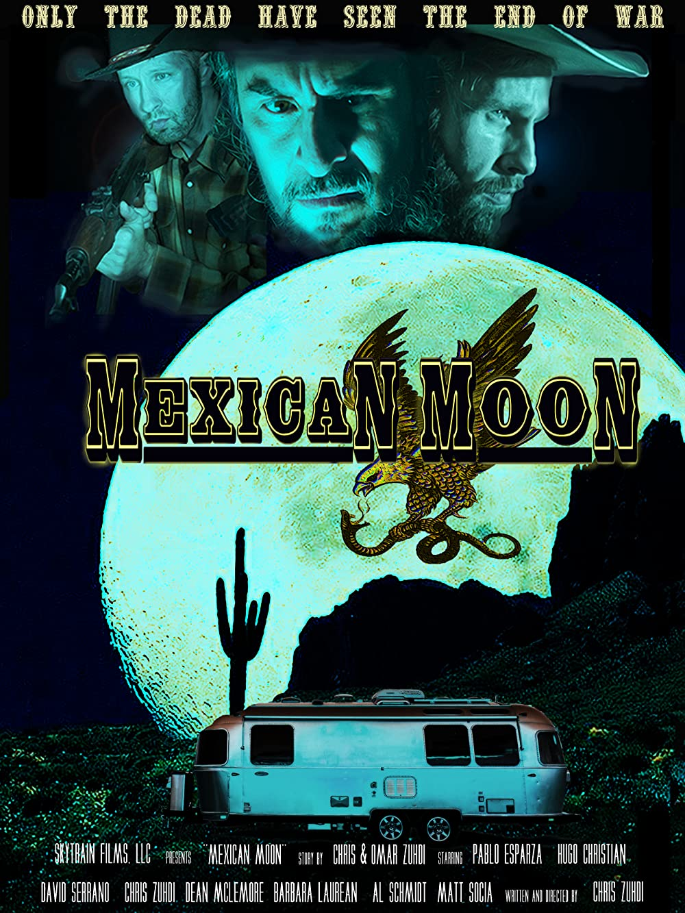 Mexican Moon 2021 English 300MB HDRip ESubs Download