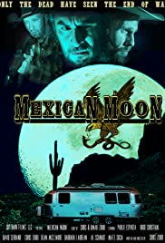 Mexican Moon Poster