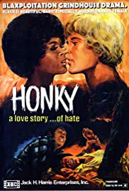 Honky Poster