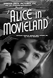 Alice in Movieland Poster