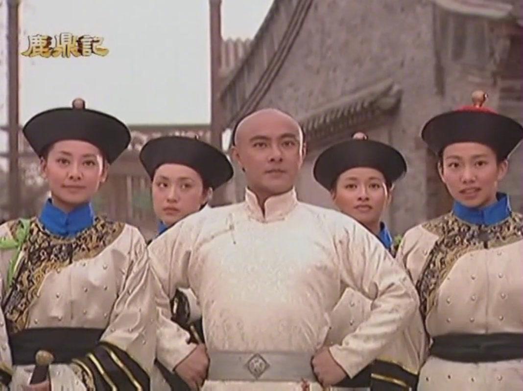 Monica Chan, Dicky Cheung, Teresa Mak, Annie Wu, and Jess Zhang in The Duke of Mount Deer (2000)