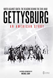 Gettysburg, an American Story Poster
