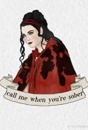 Evanescence: Call Me When You're Sober Poster
