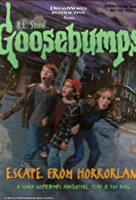 Primary photo for Goosebumps: Escape from Horrorland