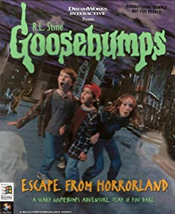 Goosebumps: Escape from Horrorland full movie download in hindi hd