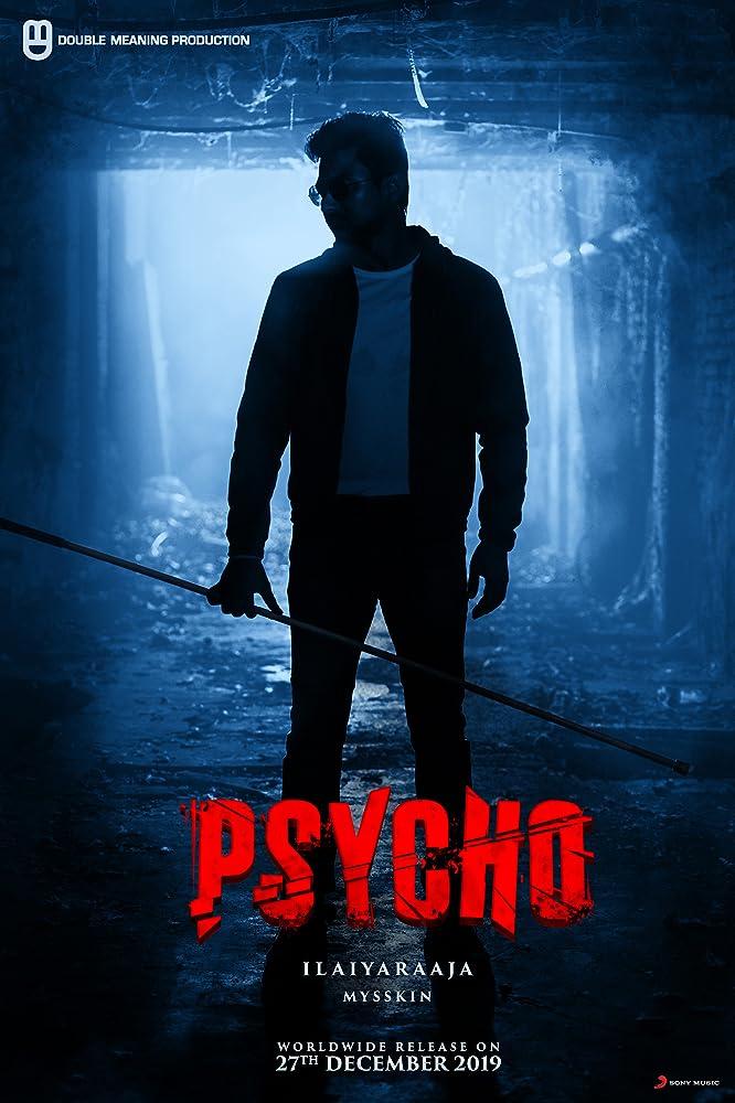 Psycho (2020) Tamil – HQ Pre-DVDRip – x264 tamilrockers