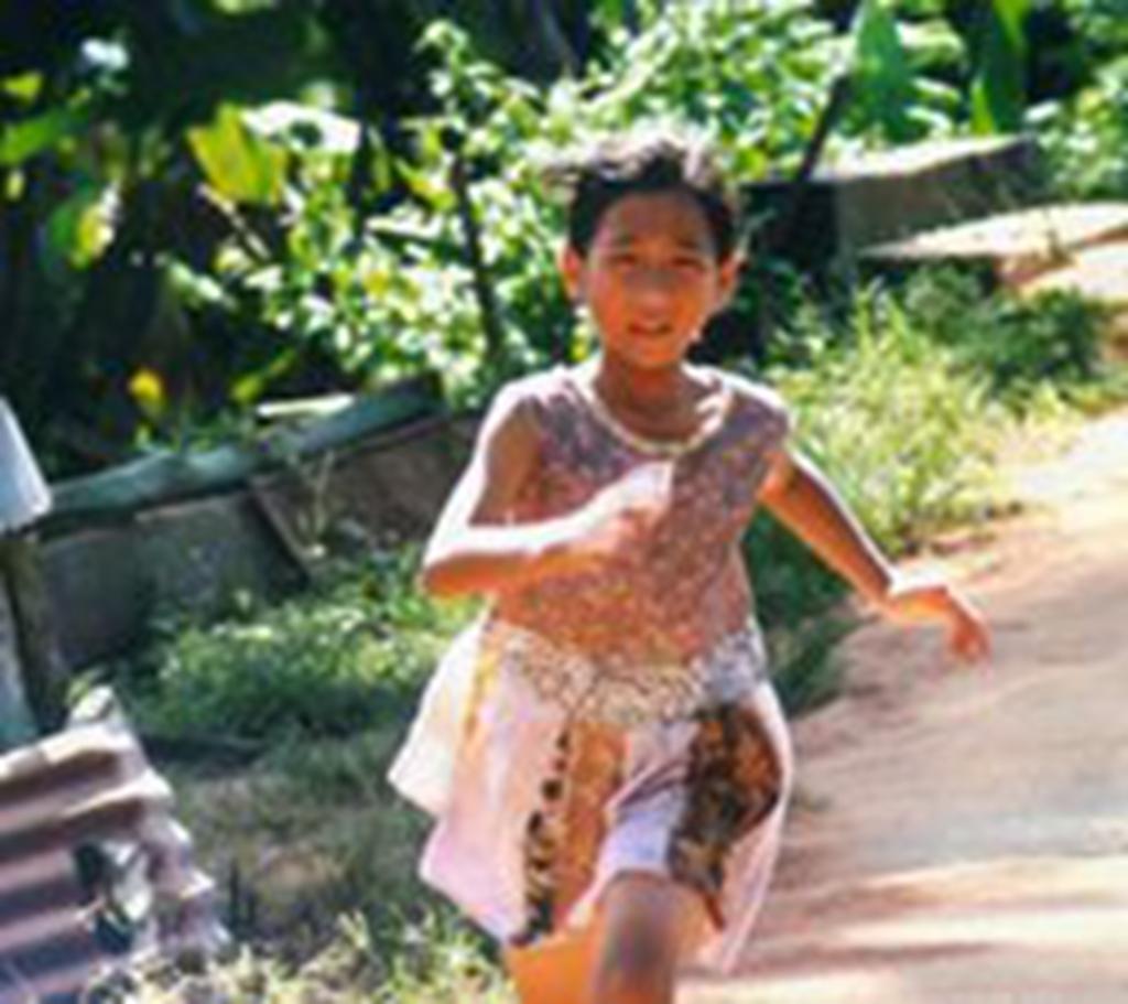 Megan Zheng in Pao ba hai zi (2003)