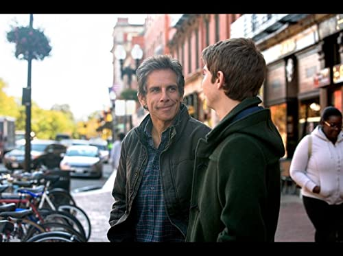 Ben Stiller and Austin Abrams Outline 'Brad's Status'