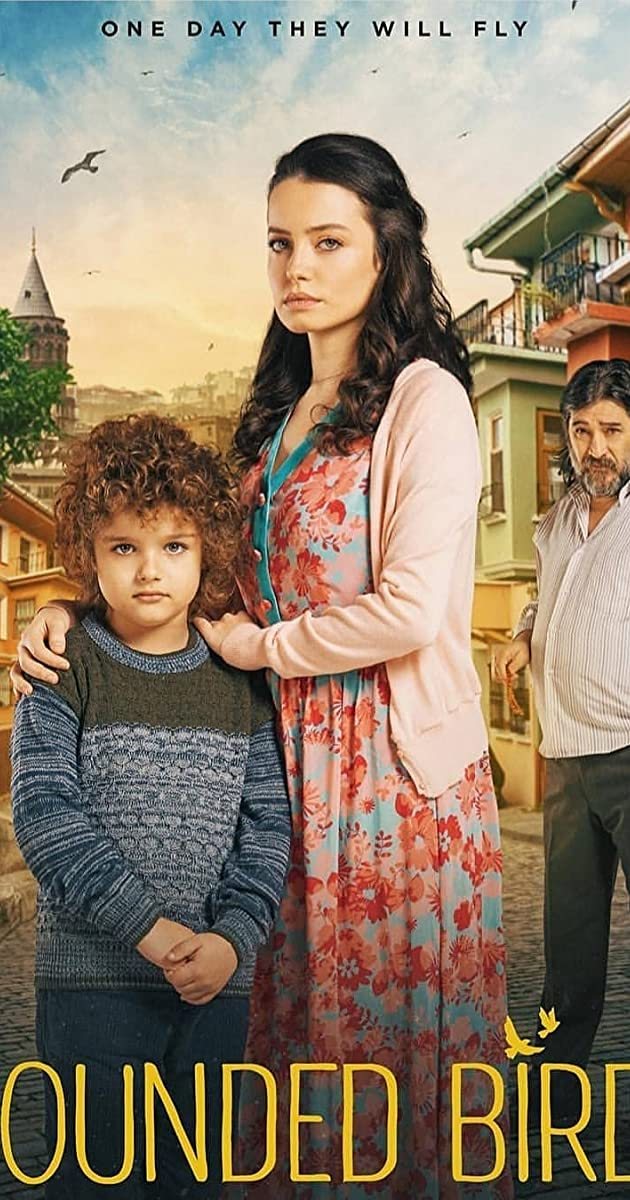 Download Yarali Kuslar or watch streaming online complete episodes of  Season1 in HD 720p 1080p using torrent