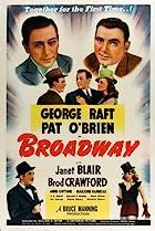 Broadway (1942) Poster